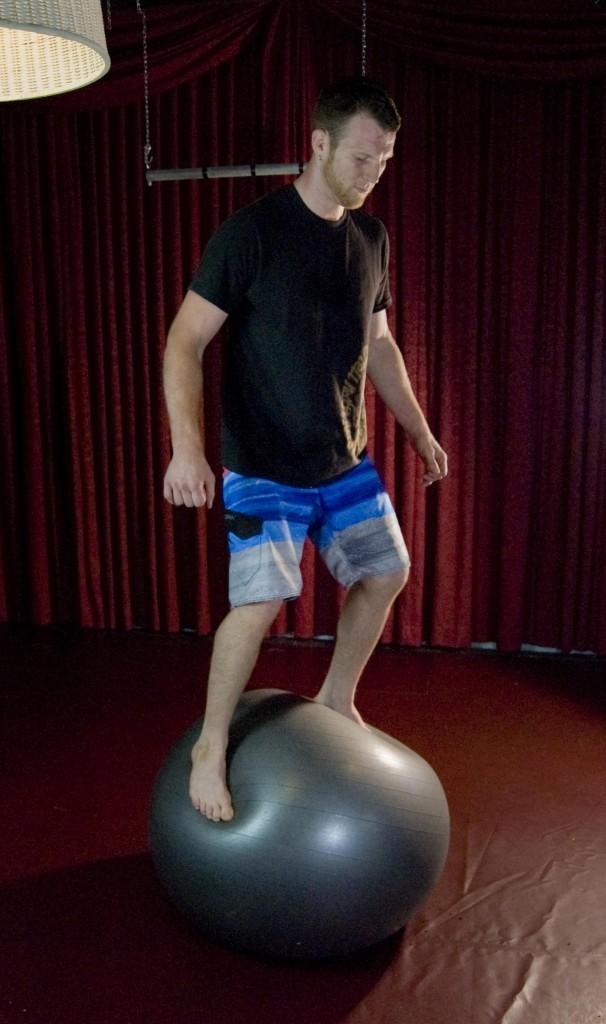 Travis Roesler Balance