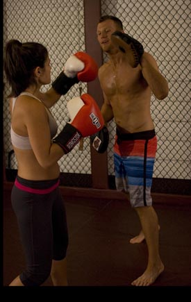 Personal Trainer Boxing